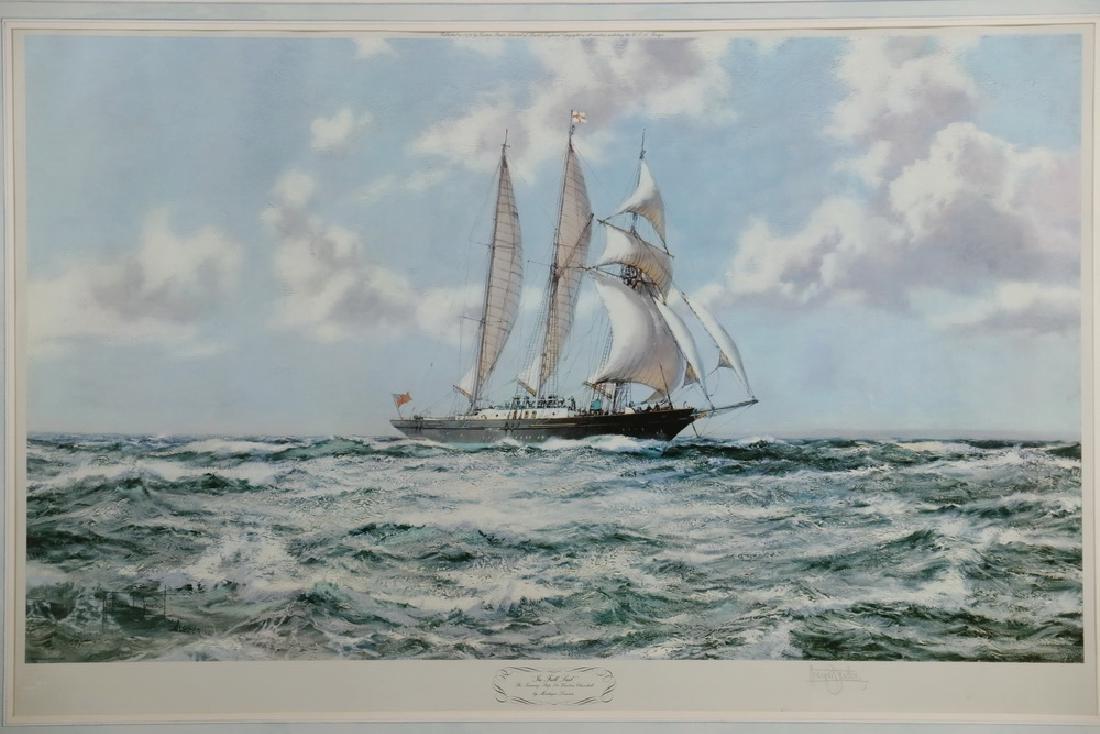 MONTAGUE DAWSON (UK, 1890-1973) - 2