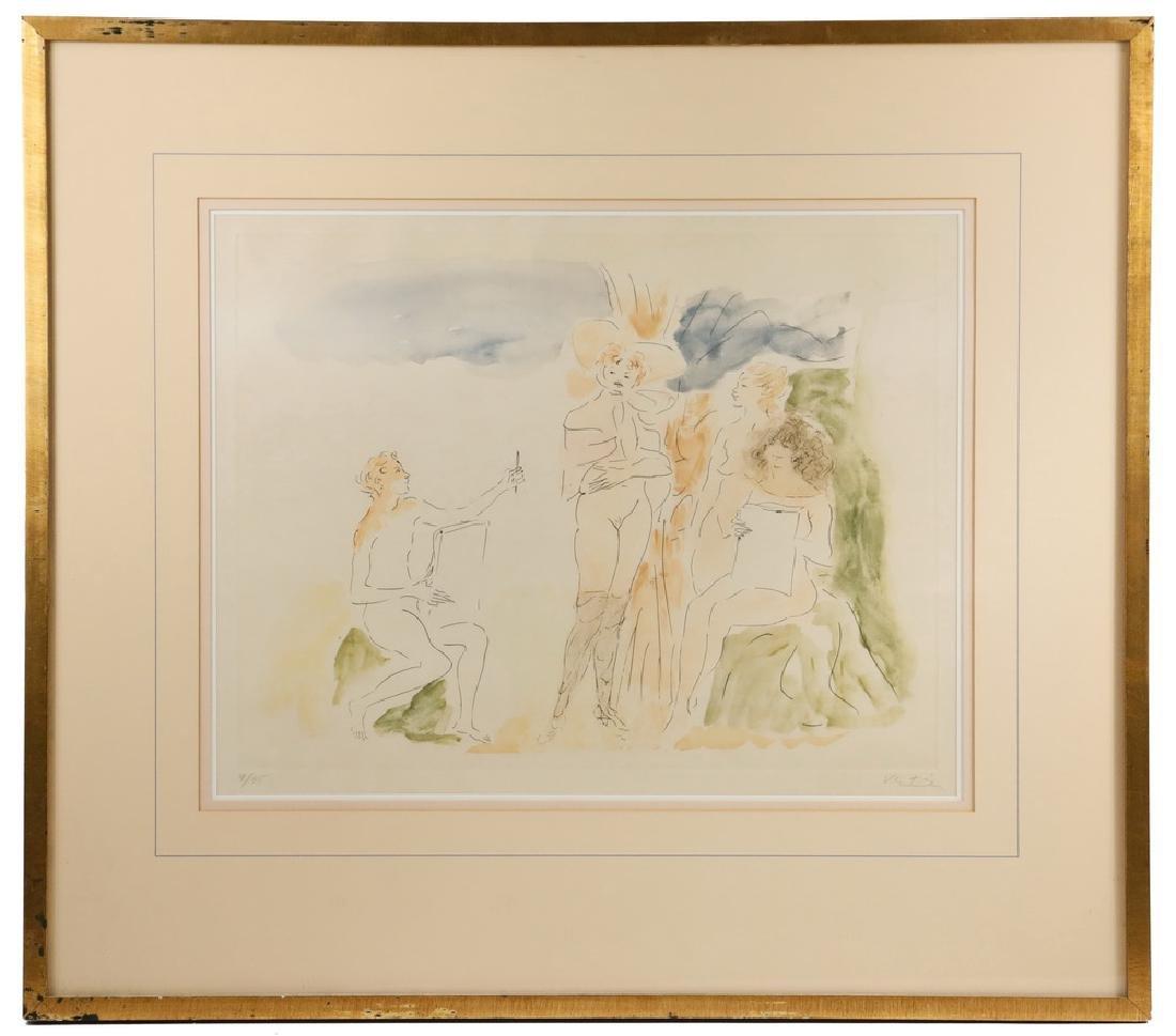 MARCEL VERTES (NY/FRANCE, 1895-1961)