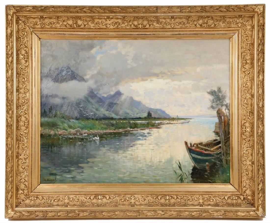 ALEXANDRE NOZAL (FRANCE, 1852-1929)