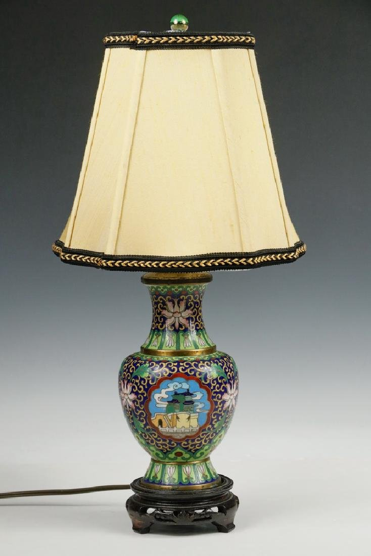 Cloisonne table lamp chinese cloisonne table lamp reviewsmspy