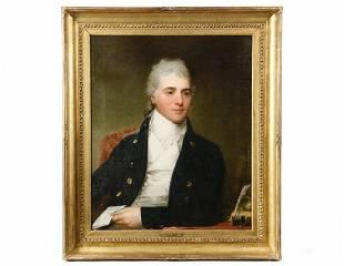 GILBERT CHARLES STUART (MA/RI/UK, 1754-1828)