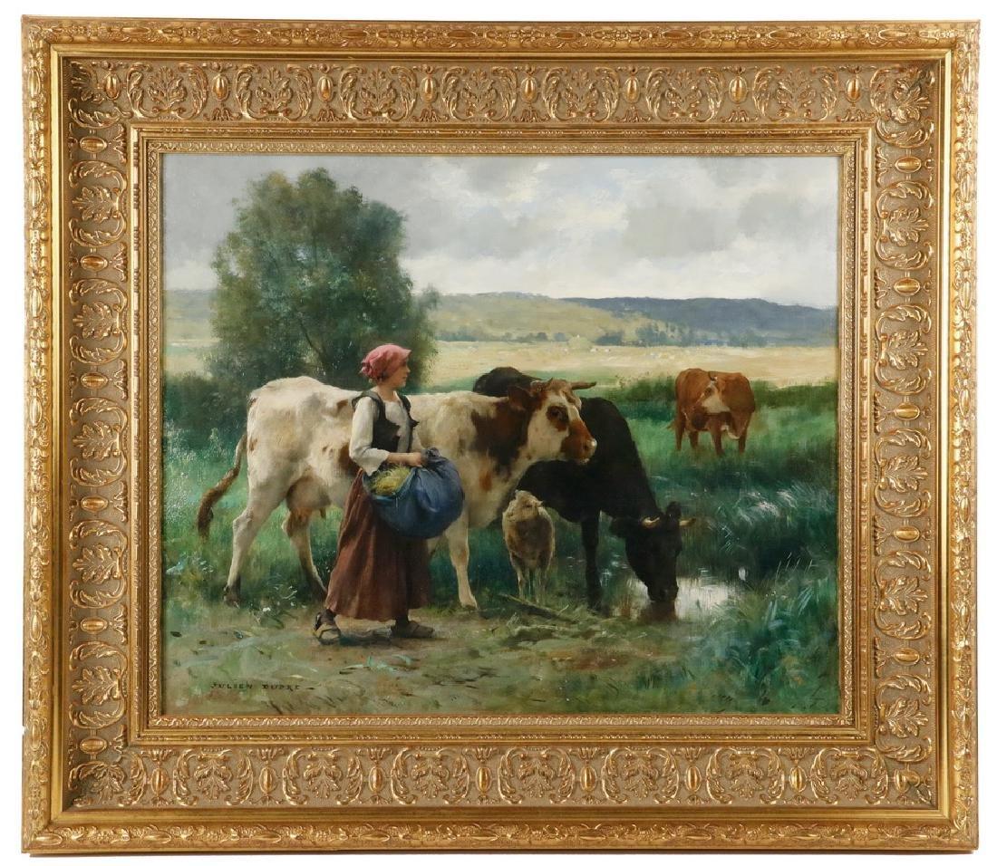 JULIEN DUPRE (FRANCE, 1851-1910)