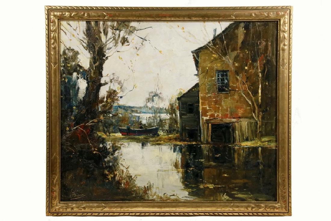 ANTHONY THIEME (MA/CA, 1884-1954)