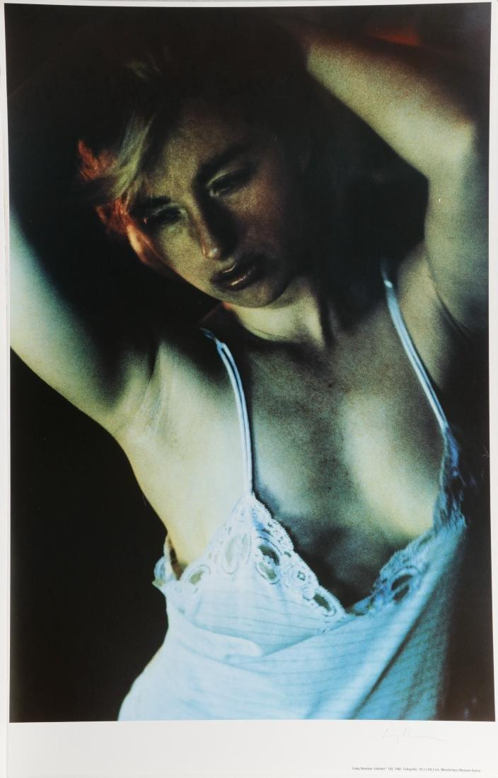 CINDY SHERMAN (NY/NJ, 1954 - )