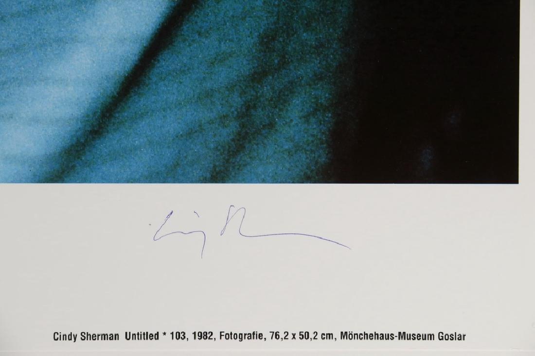 CINDY SHERMAN (NY/NJ, 1954 - ) - 2