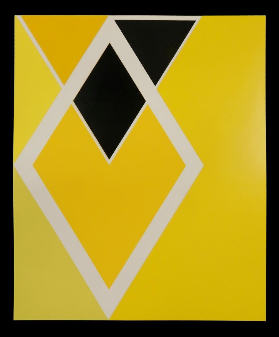 LARRY ZOX (NY/IA, 1937-2006)