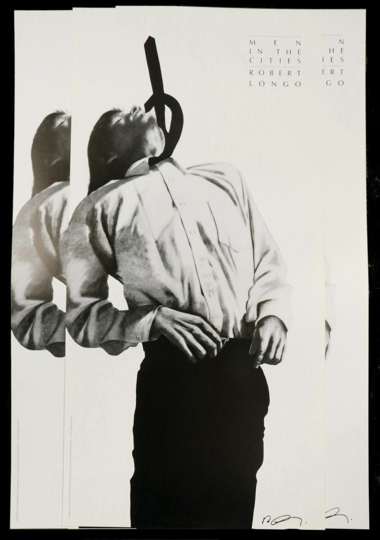 ROBERT LONGO (NY/TX/ITALY, 1953 - )