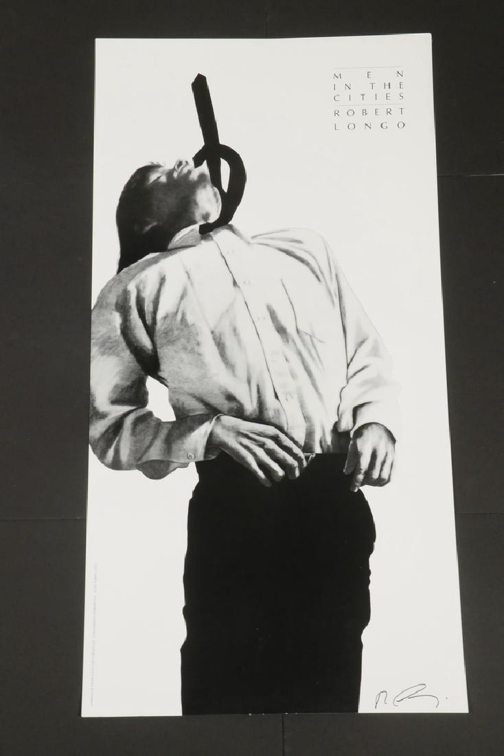 ROBERT LONGO (NY, 1953 - ) - 2