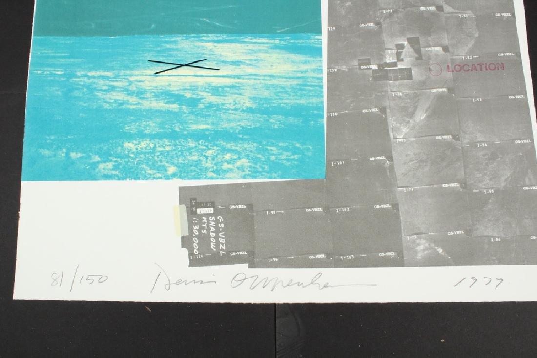 DENNIS ALLAN OPPENHEIM (NY/CA, 1938-2011) - 10