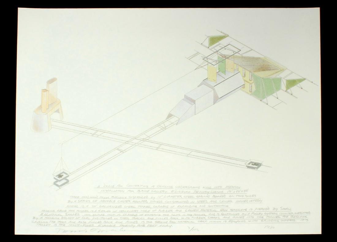 DENNIS ALLAN OPPENHEIM (NY/CA, 1938-2011)
