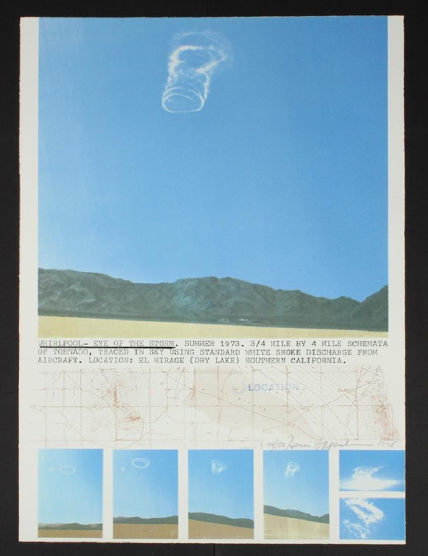 DENNIS ALLAN OPPENHEIM (NY/CA, 1938-2011) - 7