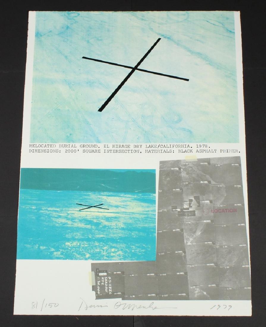 DENNIS ALLAN OPPENHEIM (NY/CA, 1938-2011) - 9