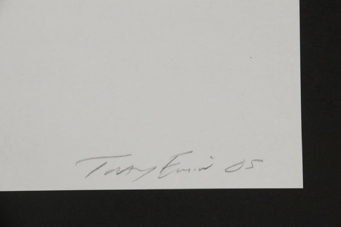 TRACEY EMIN, C.B.E., R.A., (UK, 1963 - ) - 2