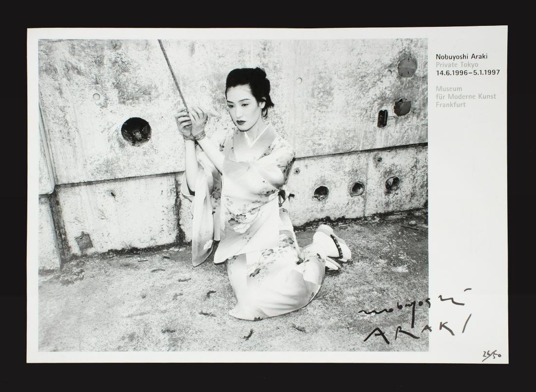 NOBUYOSHI ARAKI (JAPAN, 1940 - )