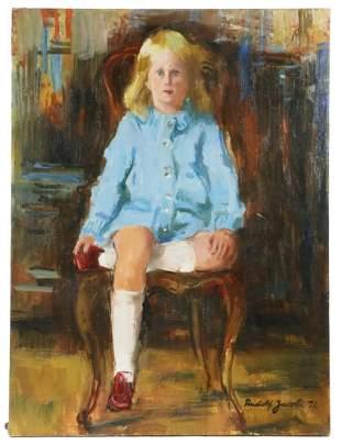 RUDOLF JACOBI NYGERMANY 18891972