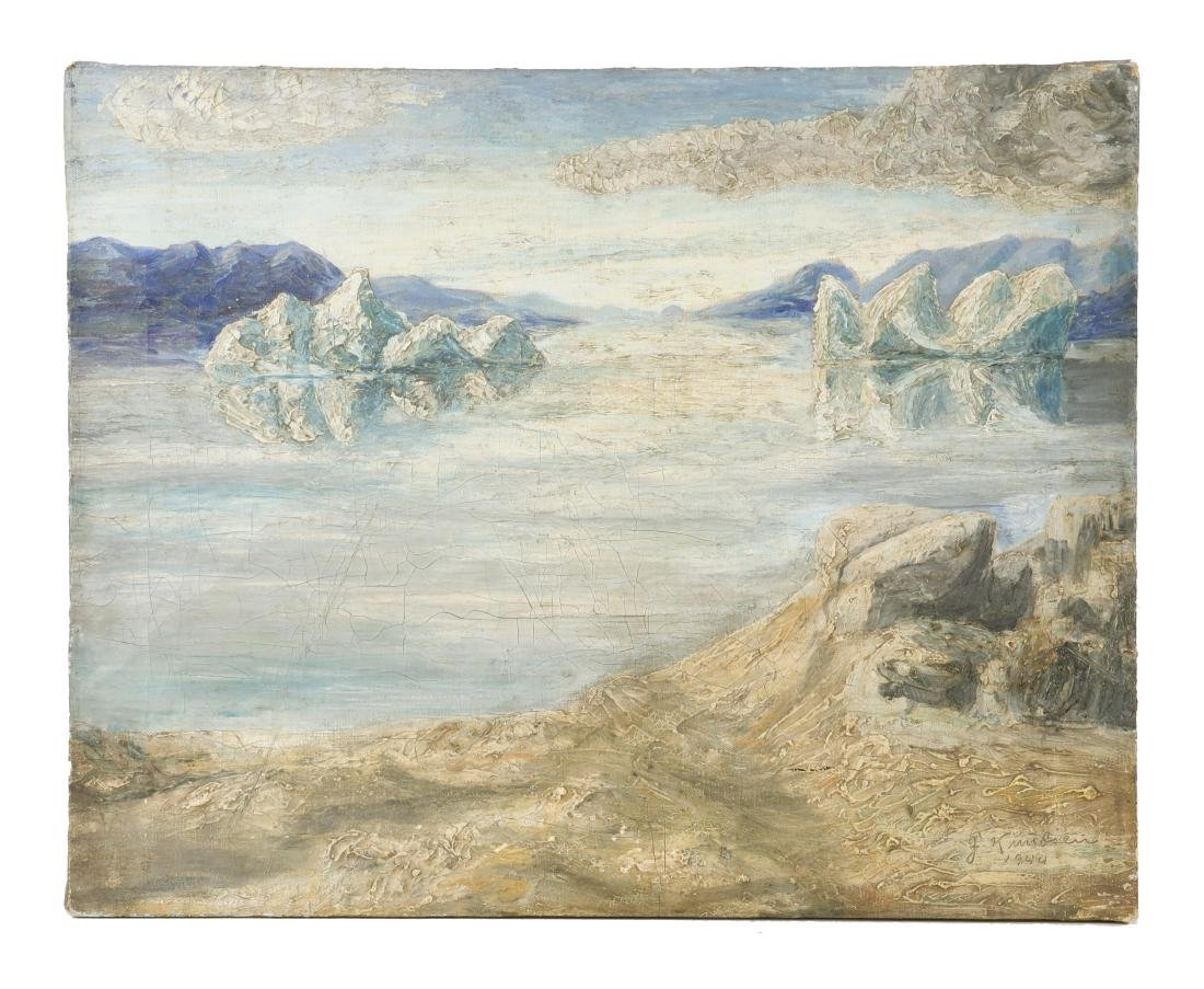 GERDA KNUDSEN (SCANDINAVIA, 1899-1945)