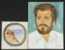 GEORGE DANIELL (NY, 1911-2002)