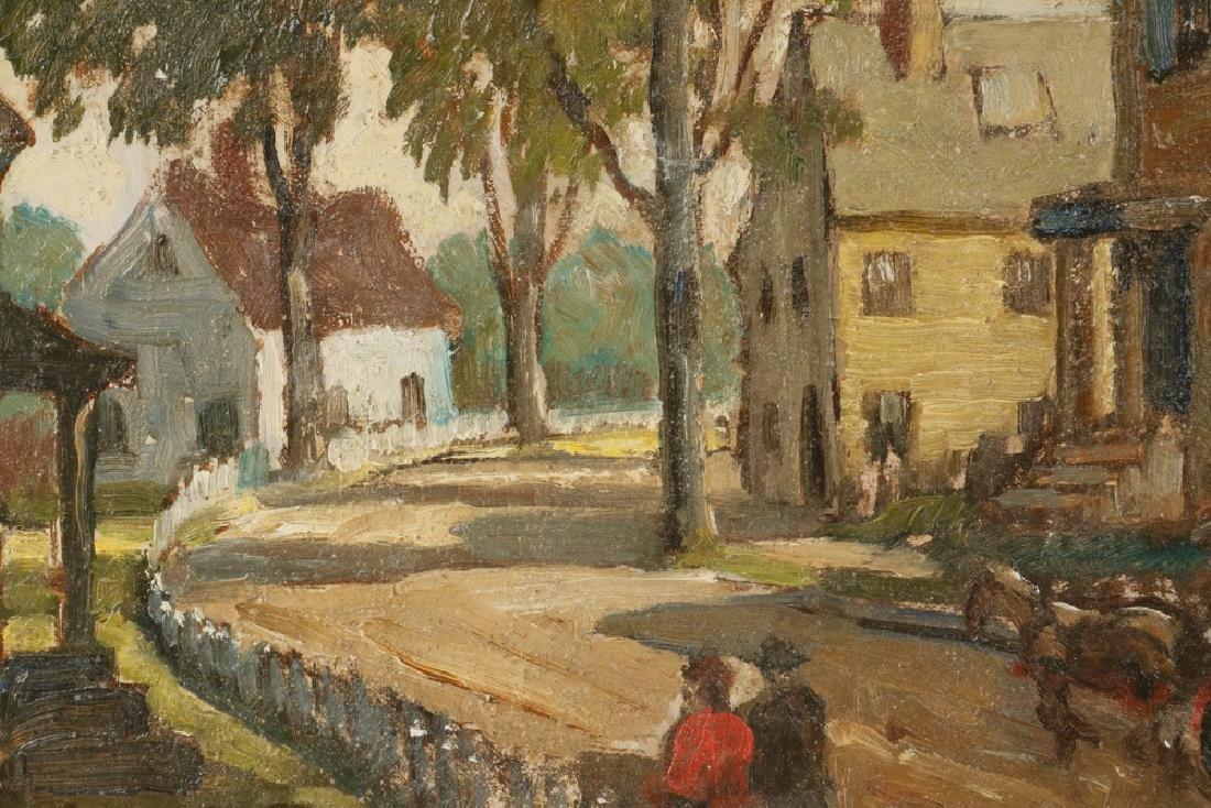 HAROLD WOLCOTT (NY, 1898-1977) - 2