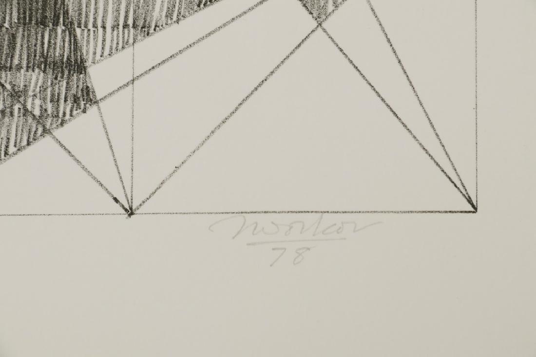 JACK TWORKOV (NY/MA, 1900-1982) - 2
