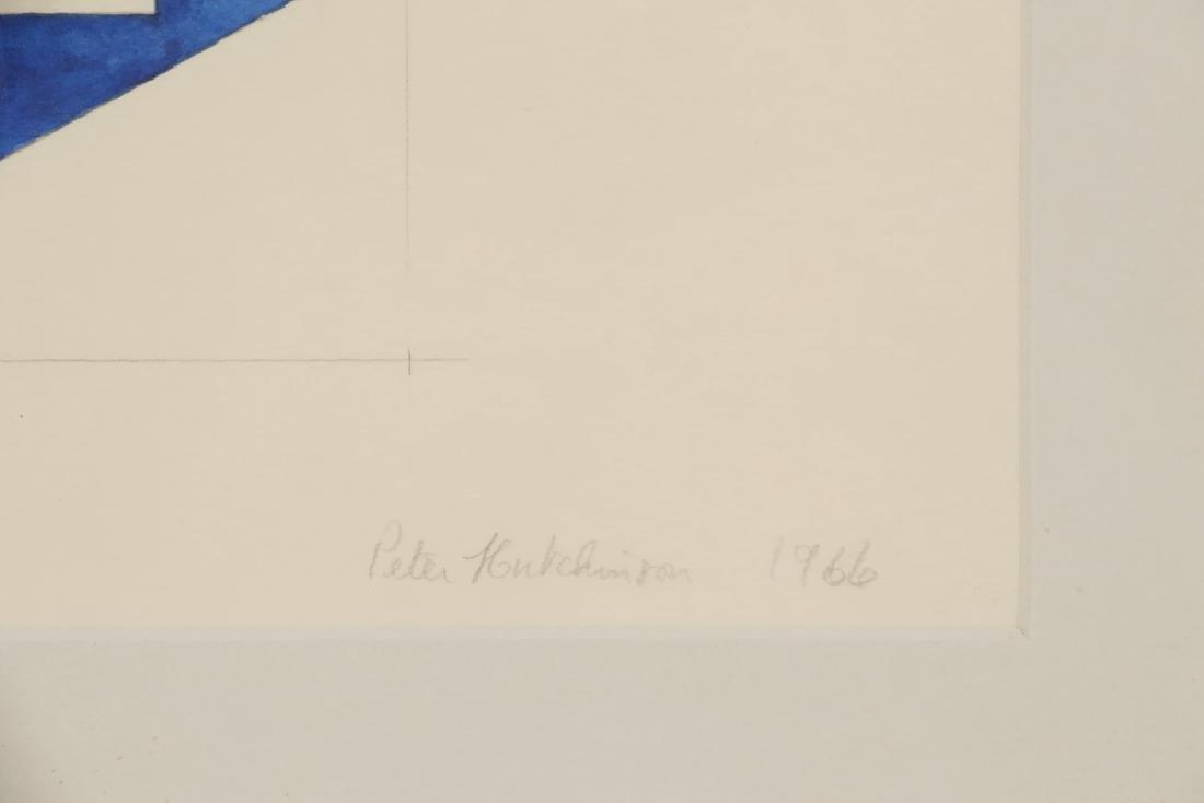 PETER HUTCHINSON (NY/MA/UK, 1930 - ) - 3