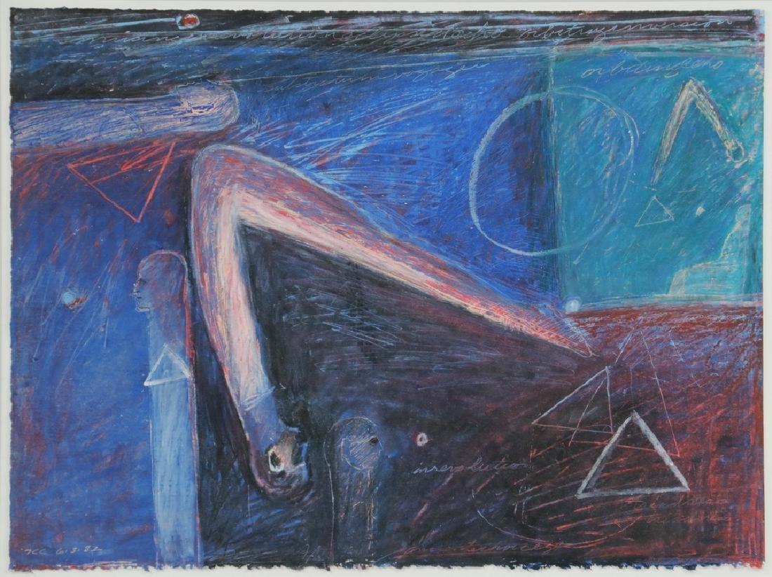 THOM COONEY-CRAWFORD (NY, 1941 - ) - 2