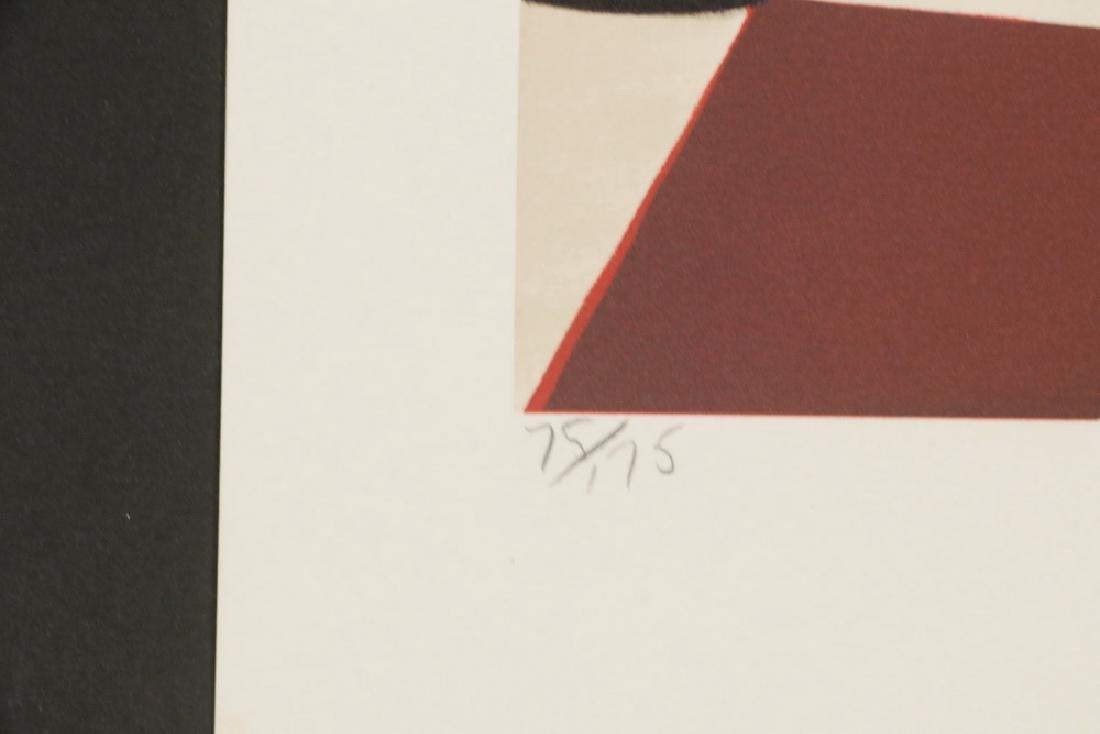 (2) PRINTS BY KNOX MARTIN (COLUMBIA/NY, 1923 - ) & - 3