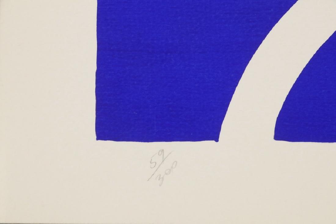 (2) PRINTS BY KNOX MARTIN (COLUMBIA/NY, 1923 - ) & - 6