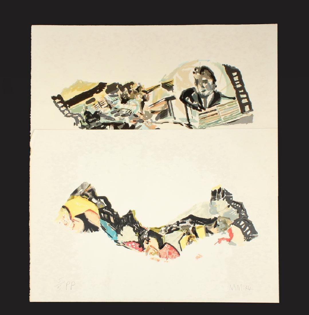 MALCOLM MORLEY (NY/UK, 1931 - )