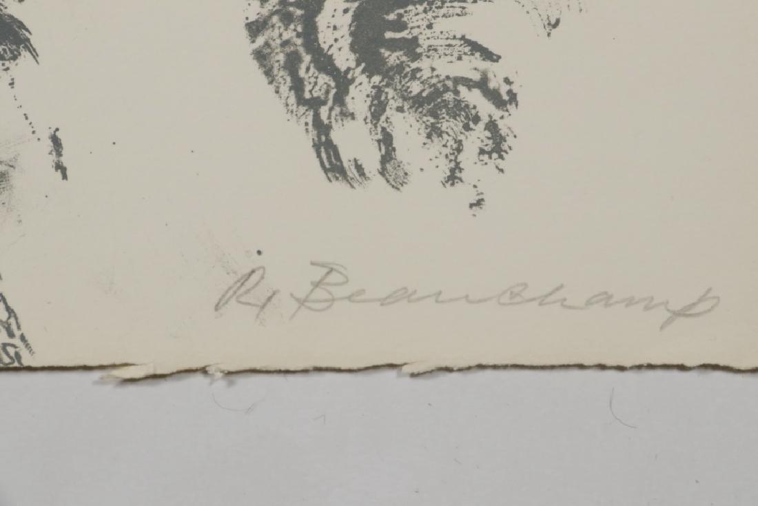 ROBERT BEAUCHAMP (NY/MA/CO, 1923-1995) - 2