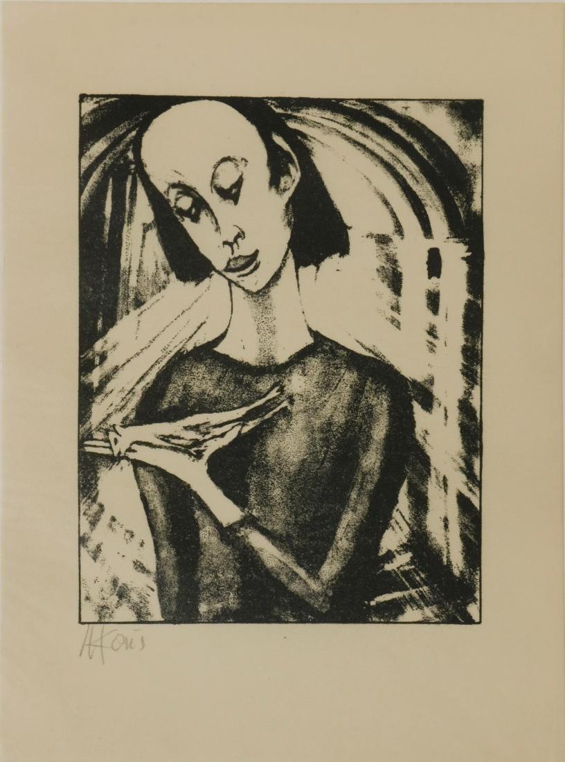MAX KAUS (GERMANY, 1891-1977)