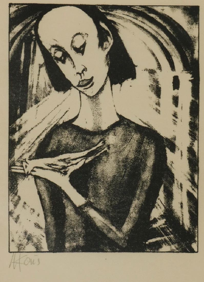 MAX KAUS (GERMANY, 1891-1977) - 2
