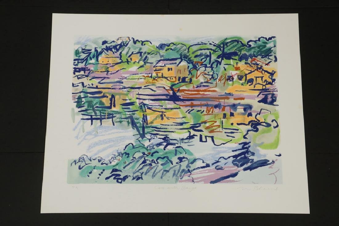 NELL BLAIR WALDEN BLAINE (NY/MA, 1922-1996) - 2