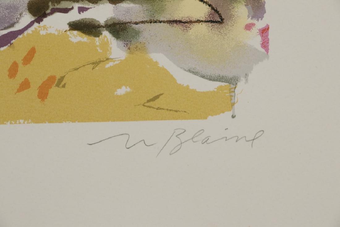 NELL BLAIR WALDEN BLAINE (NY/MA, 1922-1996) - 5