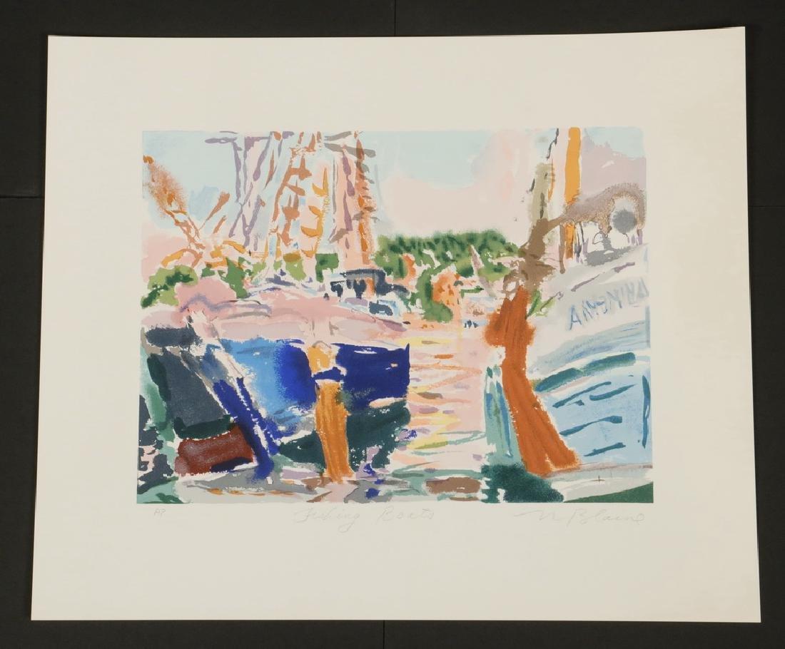 NELL BLAIR WALDEN BLAINE (NY/MA, 1922-1996) - 7