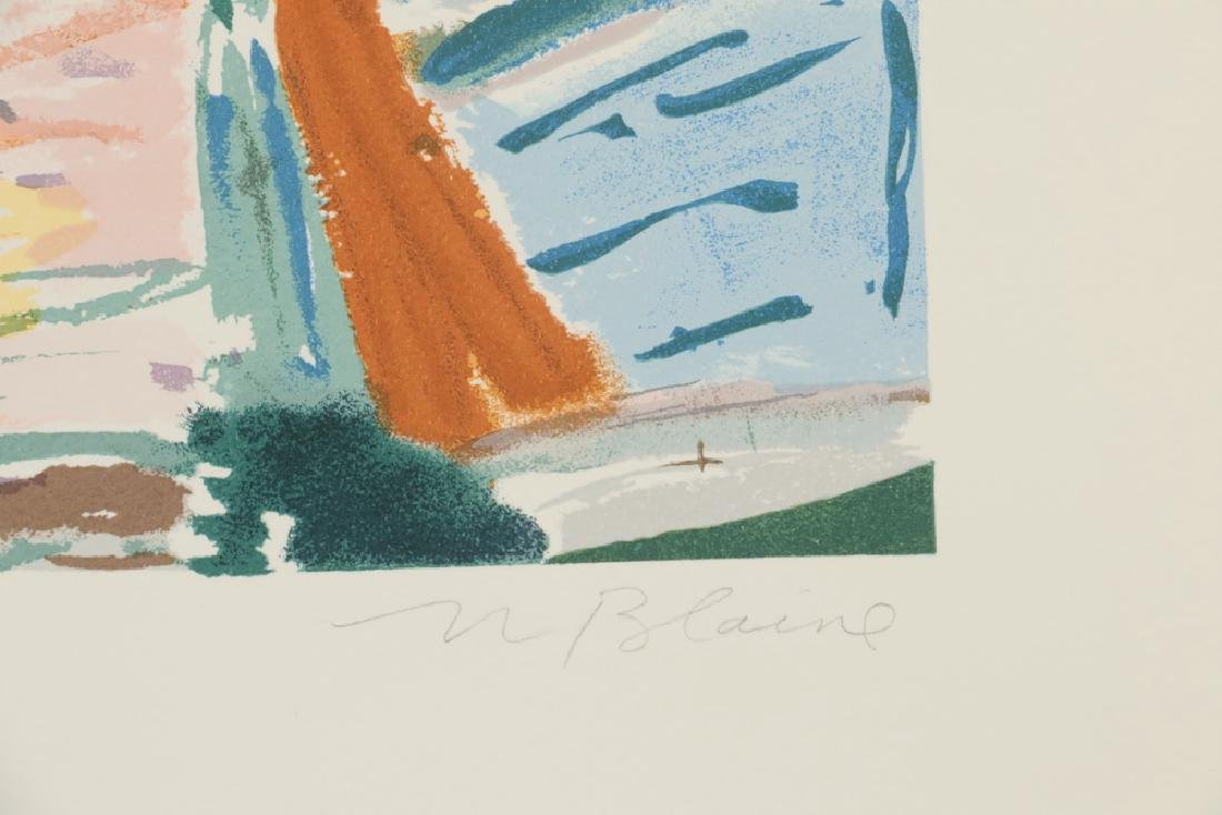 NELL BLAIR WALDEN BLAINE (NY/MA, 1922-1996) - 8