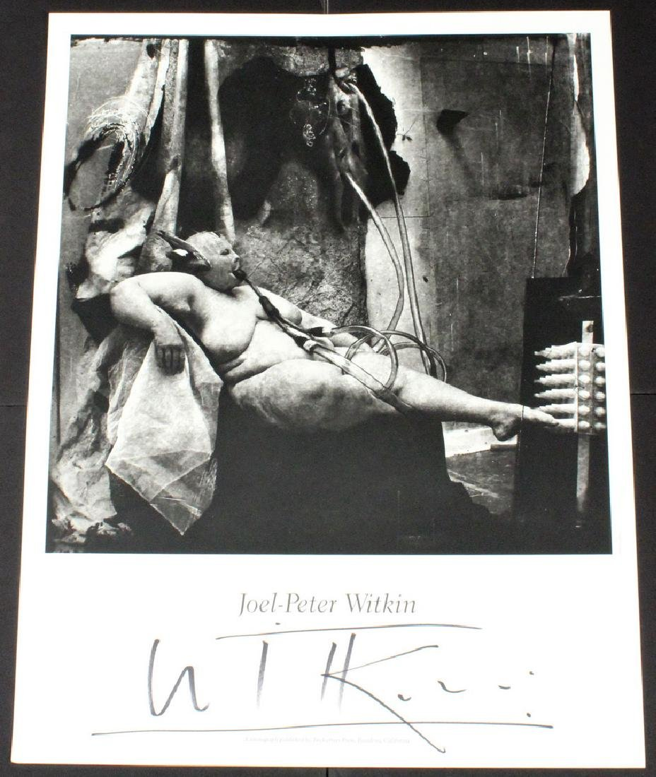 (5) SIGNED PRINTS/POSTERS - 5