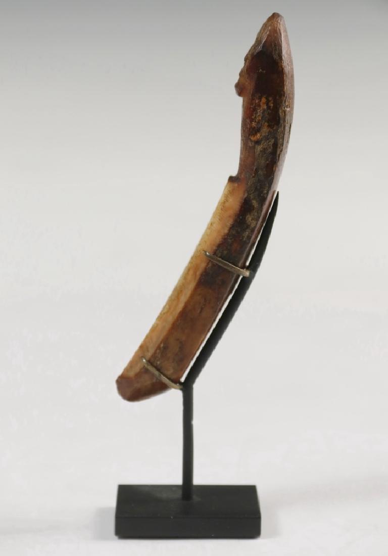 INUIT KNIFE HANDLE - 2