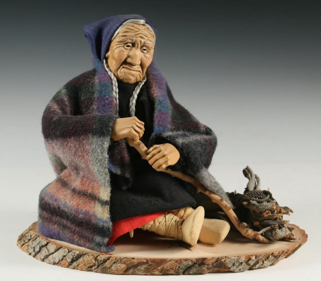 SHONAH-HAH aka MARY J. SMITH (CHEROKEE, 1912-1997)