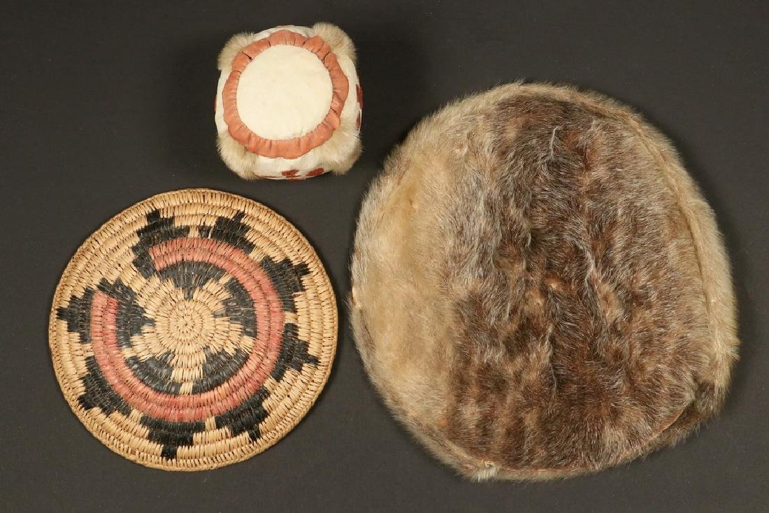 (3) INUIT CRAFT OBJECTS - 2