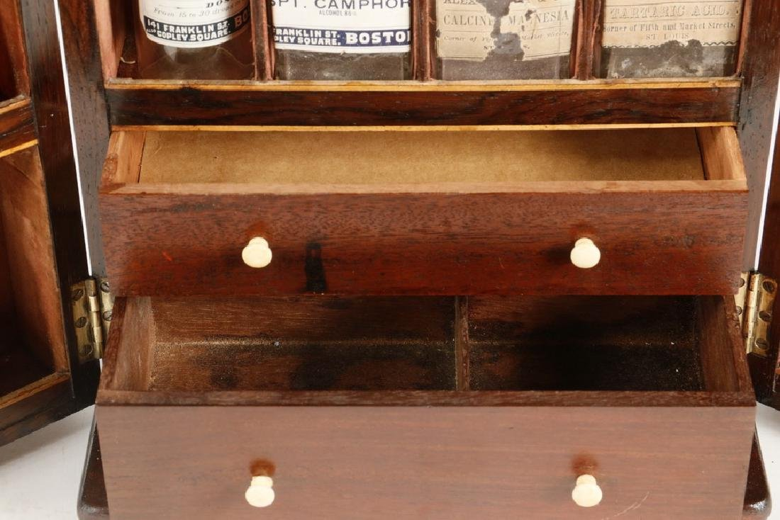 TRAVELING APOTHECARY CASE - 3