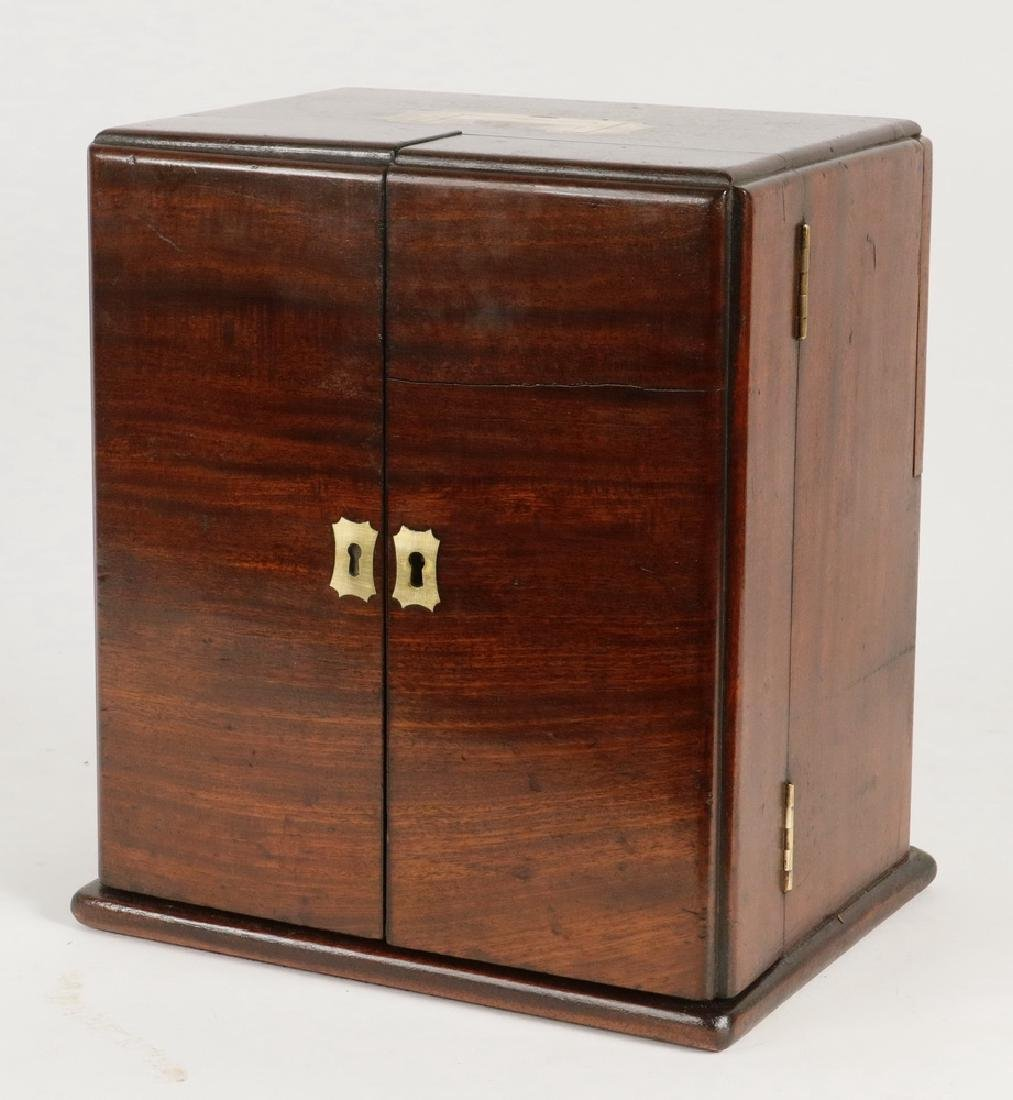 TRAVELING APOTHECARY CASE - 4