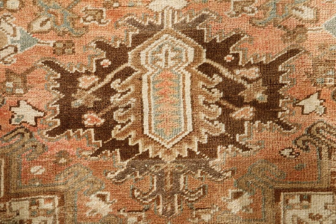 "HERIZ CARPET - 9' x 11'-4"" - 3"