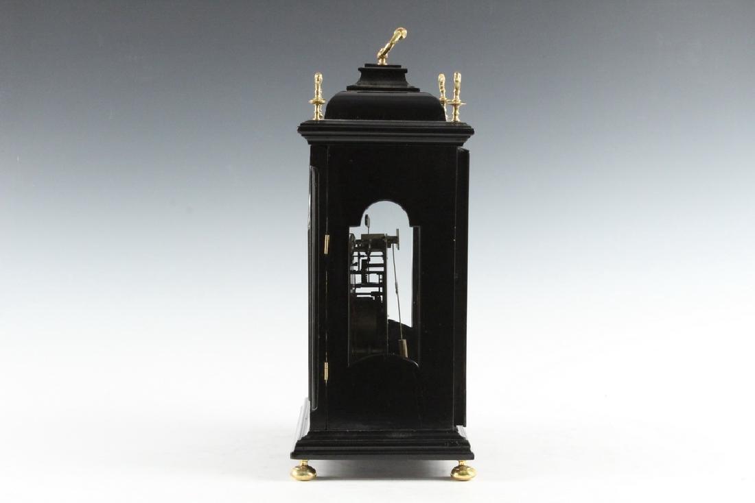 18TH C. BRACKET CLOCK - 2