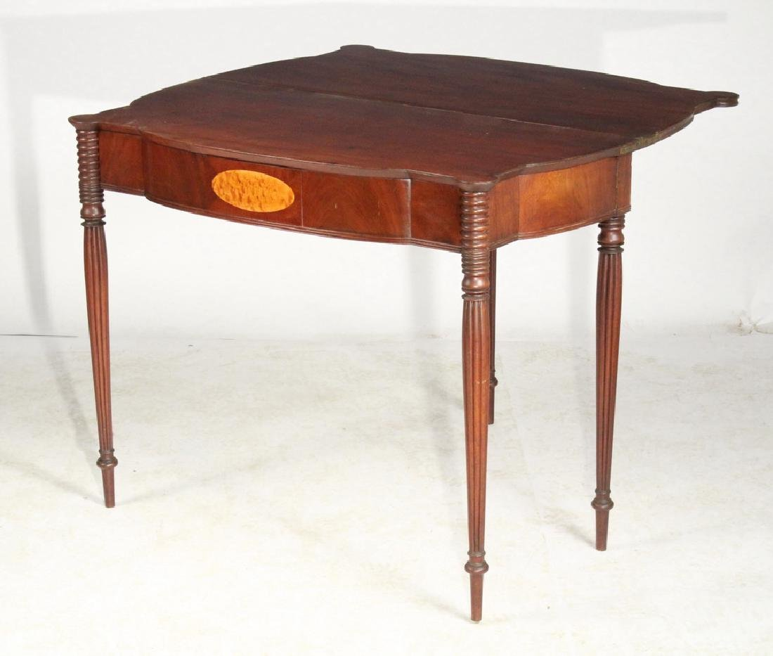 FEDERAL PERIOD CARD TABLE - 3