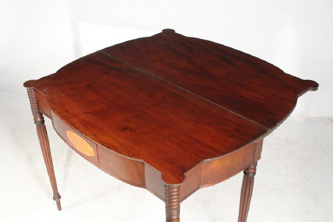 FEDERAL PERIOD CARD TABLE - 4