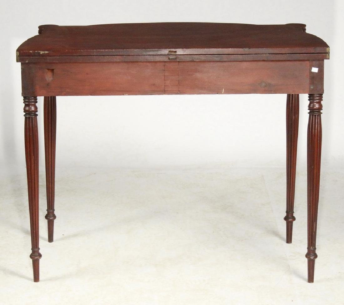 FEDERAL PERIOD CARD TABLE - 5