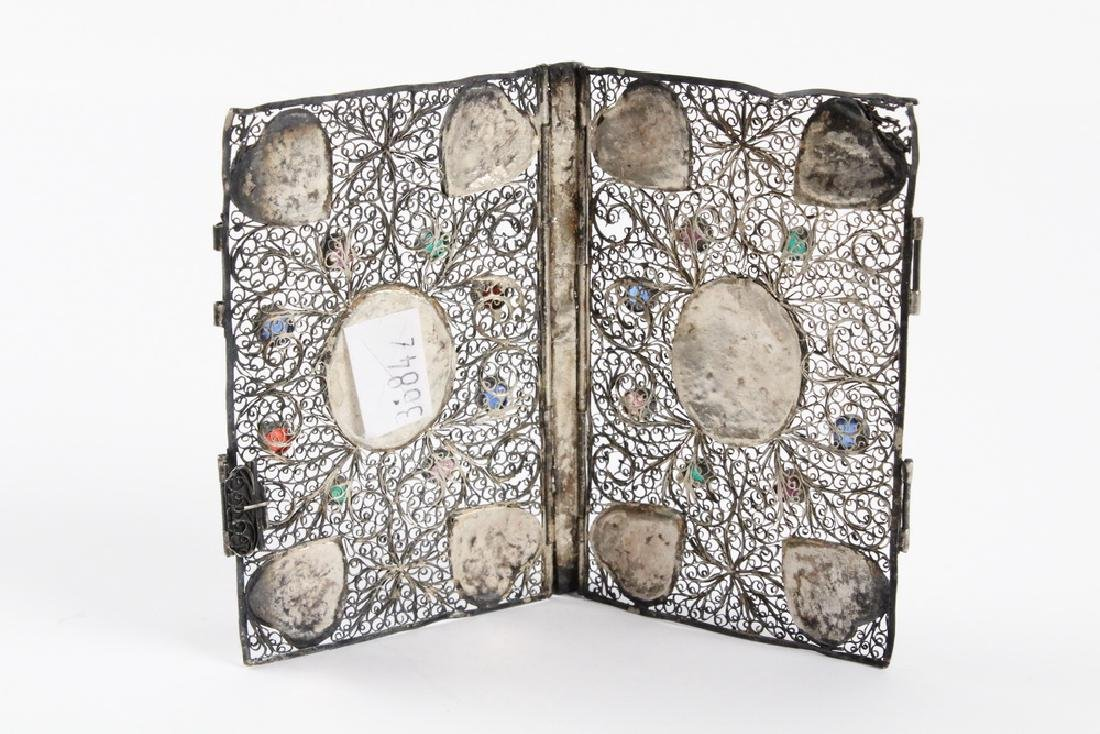 17TH C. FRENCH MISSAL COVER - 2