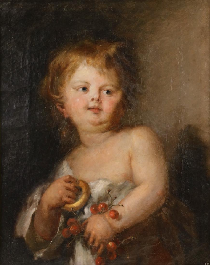 18TH C. ITALIAN PORTRAIT - 2