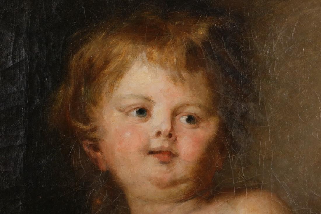 18TH C. ITALIAN PORTRAIT - 3
