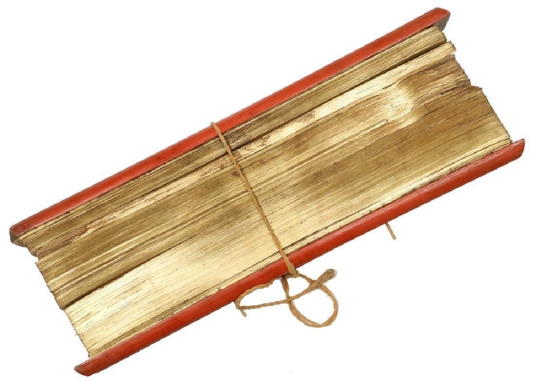 TIBETAN PRAYER BOOK